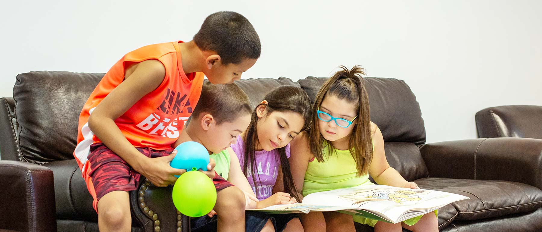 Assessment of verbal behavior, social skills, adaptive skills and barriers to learning.